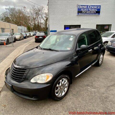 2008 Chrysler PT Cruiser for sale at Best Choice Auto Sales in Virginia Beach VA