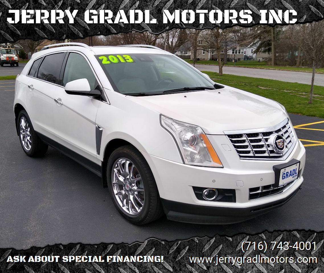 2011 Cadillac SRX Turbo Performance AWD For Sale In