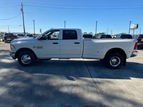 2013 RAM Ram Pickup 3500 for sale at Texas Truck Sales in Dickinson TX