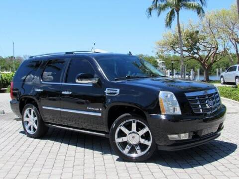 2009 Cadillac Escalade Hybrid for sale at Auto Quest USA INC in Fort Myers Beach FL