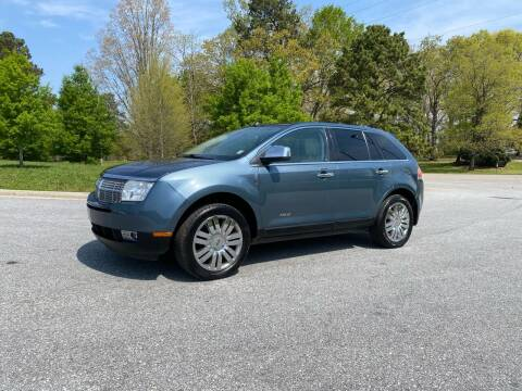 2010 Lincoln MKX for sale at GTO United Auto Sales LLC in Lawrenceville GA