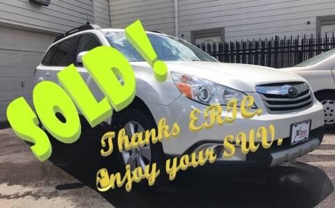 2012 Subaru Outback for sale at Salem Auto Market in Salem OR