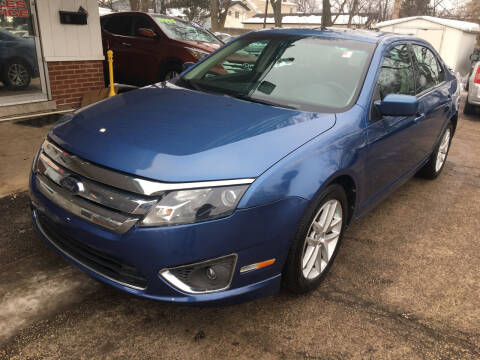 2010 Ford Fusion for sale at New Wheels in Glendale Heights IL