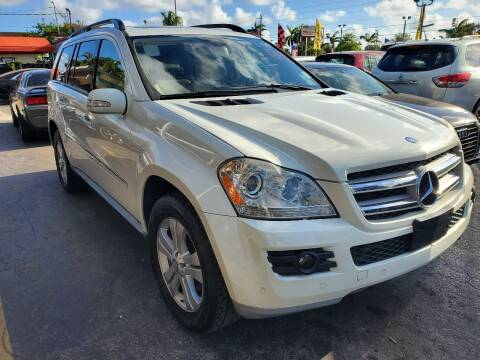 2008 Mercedes-Benz GL-Class for sale at America Auto Wholesale Inc in Miami FL