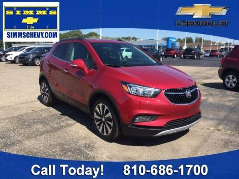 2017 Buick Encore for sale at Aaron Adams @ Simms Chevrolet in Clio MI