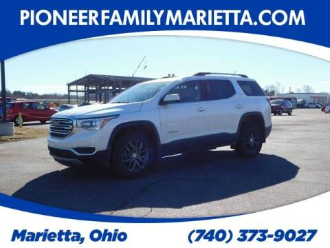 2019 GMC Acadia for sale at Pioneer Family auto in Marietta OH
