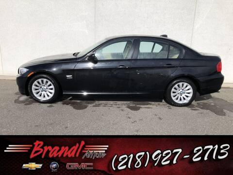 2009 BMW 3 Series for sale at Brandl GM in Aitkin MN