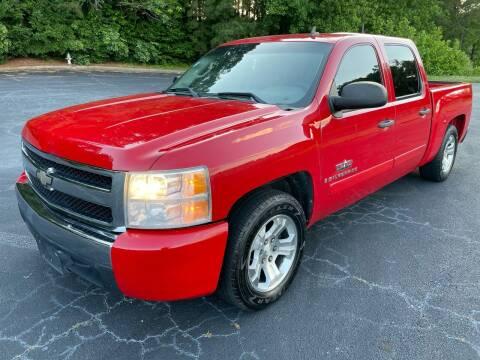 2007 Chevrolet Silverado 1500 for sale at Legacy Motor Sales in Norcross GA