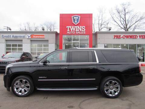 2015 GMC Yukon XL for sale at Twins Auto Sales Inc in Detroit MI