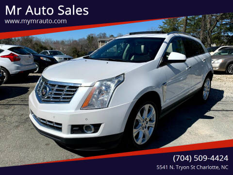 2015 Cadillac SRX for sale at Mr Auto Sales in Charlotte NC