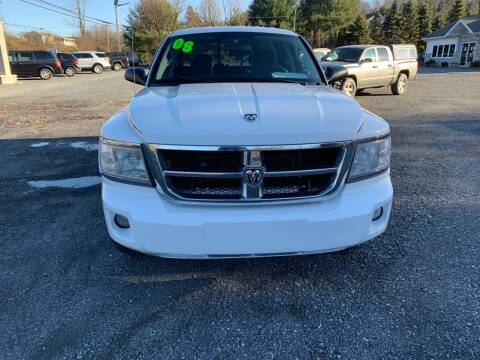 2008 Dodge Dakota for sale at walts auto in Cherryville PA