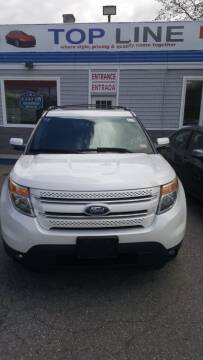 2011 Ford Explorer for sale at Top Line Import of Methuen in Methuen MA