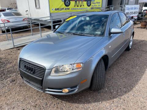 2006 Audi A4 for sale at 3 Guys Auto Sales LLC in Phoenix AZ