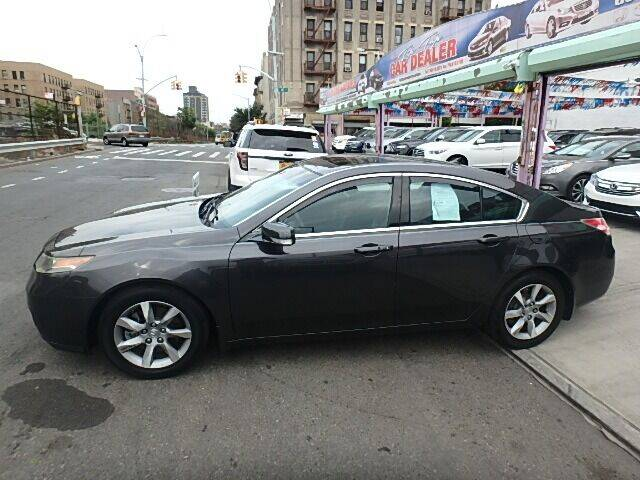 2012 Acura TL 4dr Sedan w/Technology Package - Bronx NY
