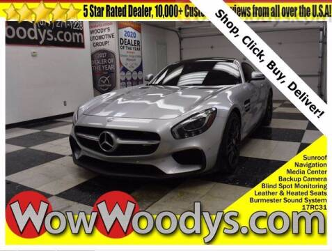 2017 Mercedes-Benz AMG GT for sale at WOODY'S AUTOMOTIVE GROUP in Chillicothe MO