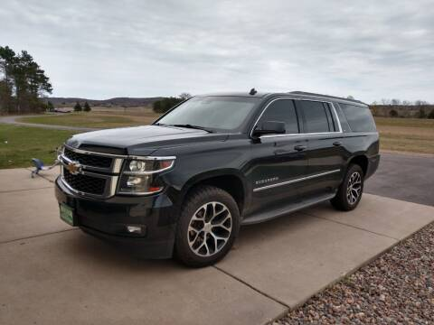 2015 Chevrolet Suburban for sale at Paulson Auto Sales in Chippewa Falls WI