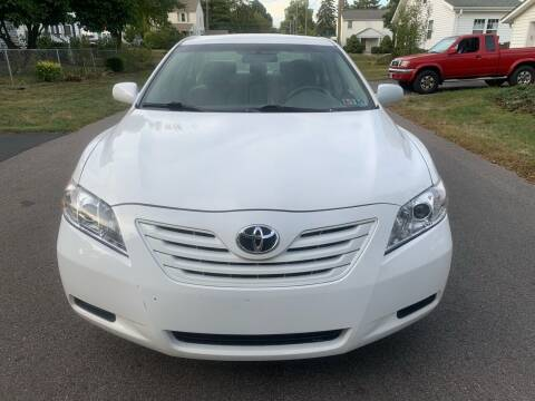 2009 Toyota Camry for sale at Via Roma Auto Sales in Columbus OH