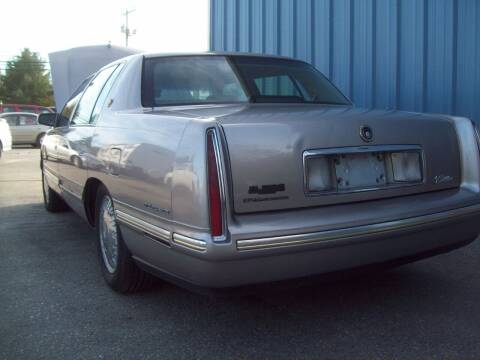 1999 Cadillac DeVille for sale at Frank Coffey in Milford NH