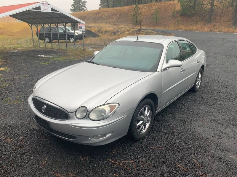 2005 Buick LaCrosse for sale at CARLSON'S USED CARS in Troy ID