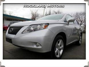 2010 Lexus RX 350 for sale at Rockland Automall - Rockland Motors in West Nyack NY