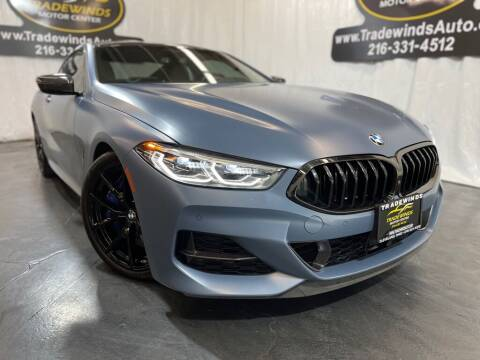 2019 BMW 8 Series for sale at TRADEWINDS MOTOR CENTER LLC in Cleveland OH