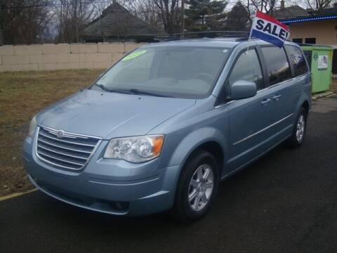 2010 Chrysler Town and Country for sale at MOTORAMA INC in Detroit MI