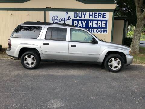 2006 Chevrolet TrailBlazer EXT for sale at Boyle Buy Here Pay Here in Sumter SC