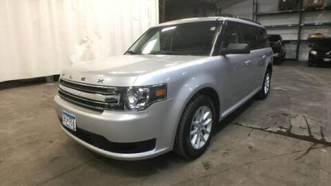 2015 Ford Flex for sale at Victoria Auto Sales in Victoria MN