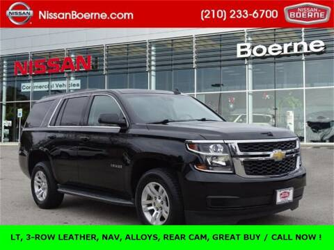 2015 Chevrolet Tahoe for sale at Nissan of Boerne in Boerne TX