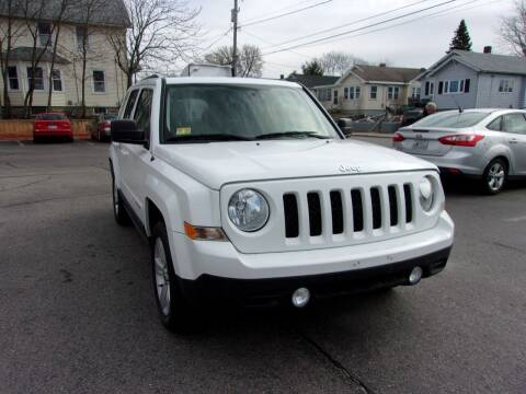 2017 Jeep Patriot for sale at MIRACLE AUTO SALES in Cranston RI