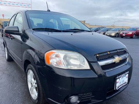 2010 Chevrolet Aveo for sale at VIP Auto Sales & Service in Franklin OH