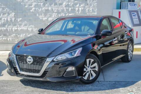 2019 Nissan Altima for sale at Cannon and Graves Auto Sales in Newberry SC
