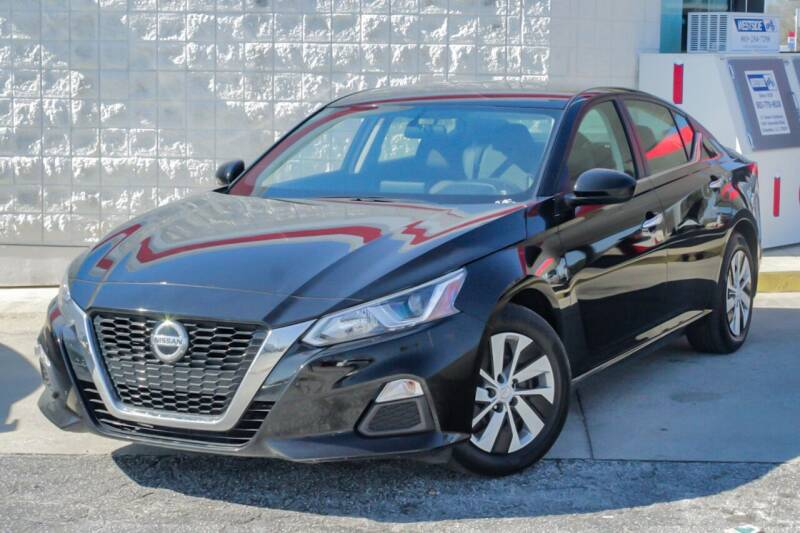 2019 Nissan Altima for sale at Cannon Auto Sales in Newberry SC