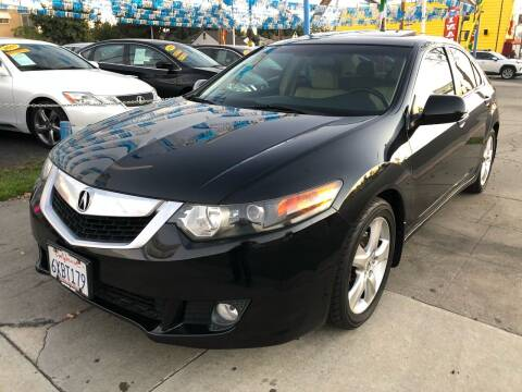 2009 Acura TSX for sale at Plaza Auto Sales in Los Angeles CA
