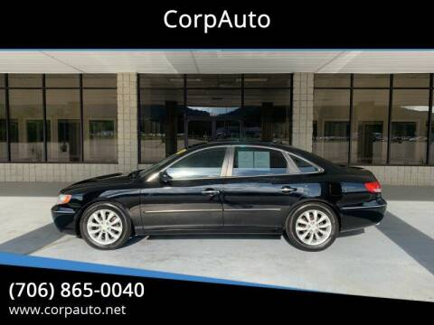 2007 Hyundai Azera for sale at CorpAuto in Cleveland GA