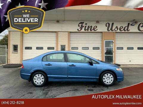 2011 Honda Civic for sale at Autoplex 2 in Milwaukee WI