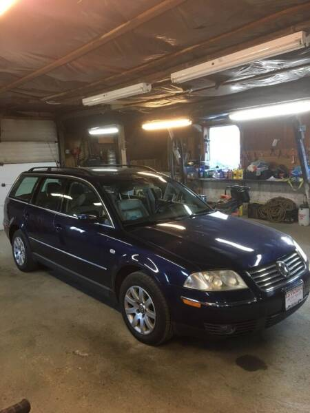2003 Volkswagen Passat for sale at Lavictoire Auto Sales in West Rutland VT