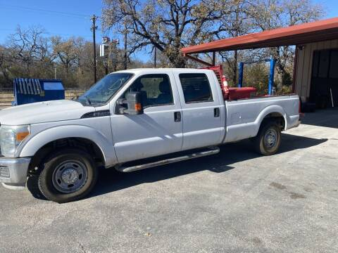 2012 Ford F-250 Super Duty for sale at Bam Auto Sales in Azle TX