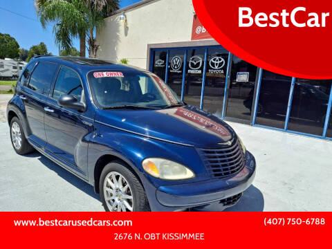 2005 Chrysler PT Cruiser for sale at BestCar in Kissimmee FL