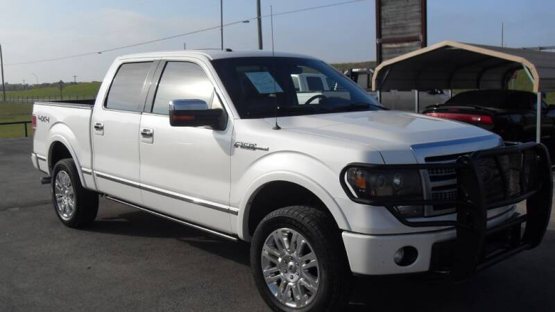 2012 Ford F-150 for sale at 277 Motors in Hawley TX