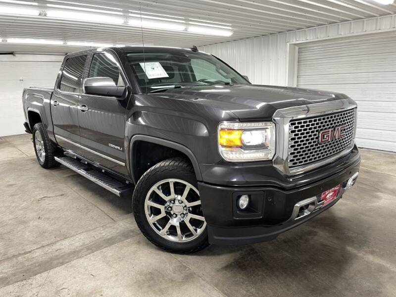 2014 GMC Sierra 1500 for sale at Hi-Way Auto Sales in Pease MN