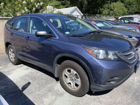 2014 Honda CR-V for sale at CBS Quality Cars in Durham NC