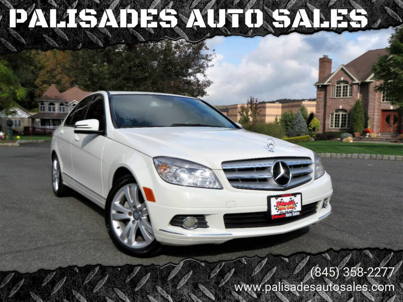 2010 Mercedes-Benz C-Class for sale at PALISADES AUTO SALES in Nyack NY