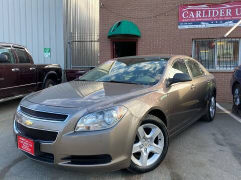 2011 Chevrolet Malibu for sale at Carlider USA in Everett MA