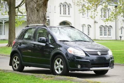 2007 Suzuki SX4 Crossover for sale at Digital Auto in Lexington KY