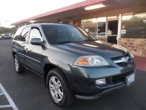 2004 Acura MDX for sale at Auto 4 Less in Fremont CA