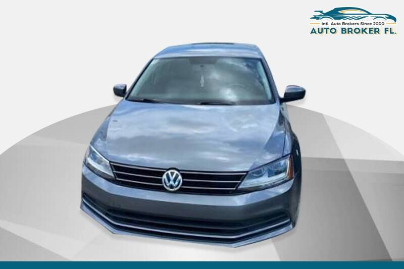 2017 Volkswagen Jetta for sale at INTERNATIONAL AUTO BROKERS INC in Hollywood FL