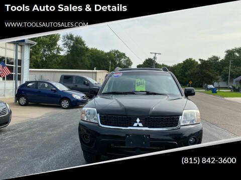 2010 Mitsubishi Endeavor for sale at Tools Auto Sales & Details in Pontiac IL