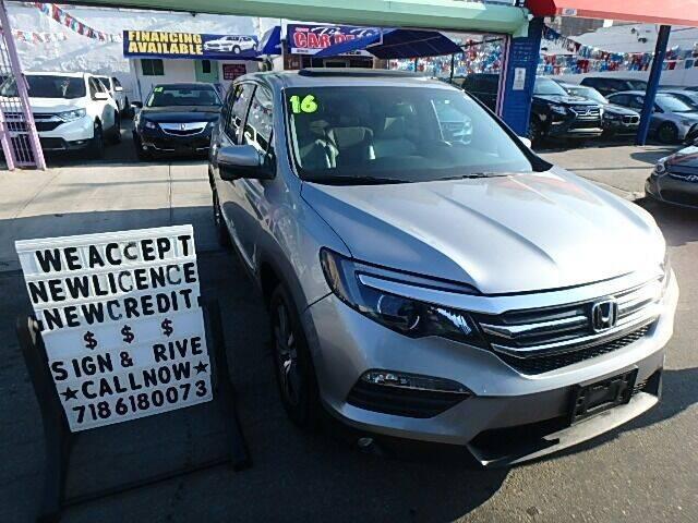 2016 Honda Pilot for sale at Cedano Auto Mall Inc in Bronx NY
