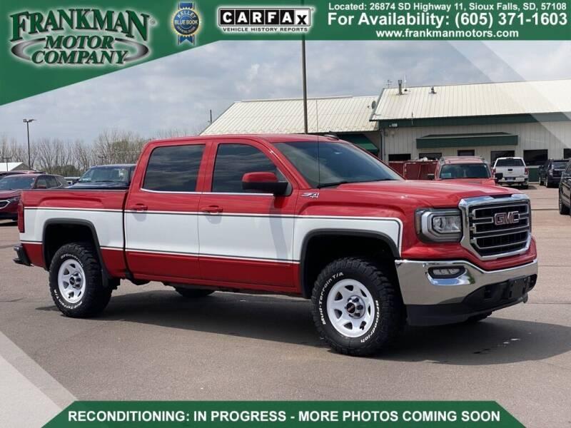 2018 GMC Sierra 1500 for sale in Sioux Falls, SD